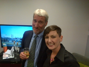 Anna and Paxman